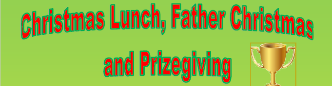 Christmas Lunch and Prizegiving